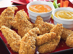 Crispy Onion Chicken Tenders | Australian Free Range Chicken Tenderloins | Meat Delivery | Seafood Delivery | Butcher