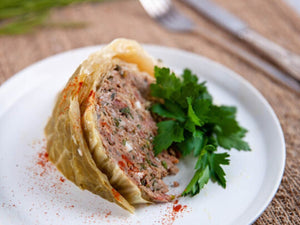 Stuffed Cabbage | NZ Premium Grassfed Lamb Mince