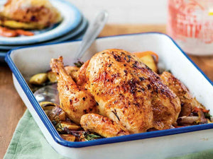 French Roast Chicken ~ Poulet Rôti | Hormone Free Whole Chicken | Meat Delivery