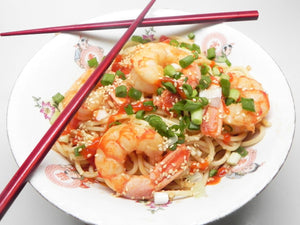 Asian Style Shrimp Scampi | Ocean Catch Premium Australian Scampi | Meat Delivery