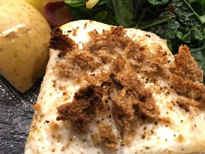 Baked Halibut | Seafood | Meat Delivery | Seafood Delivery | Butcher