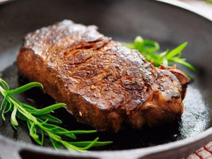 French Brasserie Style Steak | Australian Premium Black Angus Ribeye Steak | Meat Delivery | Seafood Delivery | Butcher