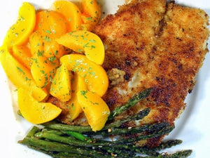 Herbed Orange Roughy | Wild Catch NZ Orange Roughy Fillet Boneless And Skin-Off | Meat Delivery