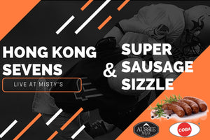 Rugby 7s - Super Sausage Sizzle