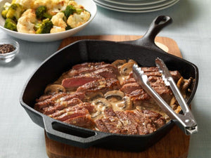 Easy Steak Diane | US Certified (USDA) Prime Thick-Cut Ribeye Steakhouse Steak | Meat Delivery
