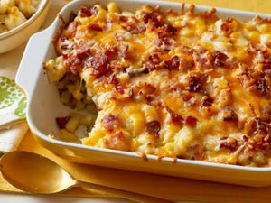 How to prepare Corned Beef Hash Brown Casserole