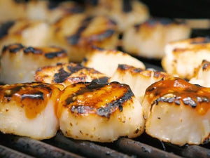 How to prepare Grilled Sweet-and-Sour Scallops | Aussie Meat recipes framers market fresh | Hong Kong's Best Meat delivery HK