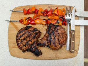 Pork Chops with Peppers | Meat Delivery Hong Kong | Pork Chop