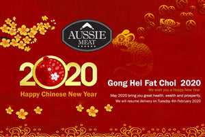 Gong Hei Fat Choi 2020 | Aussie Meat | Happy Chinese New Year