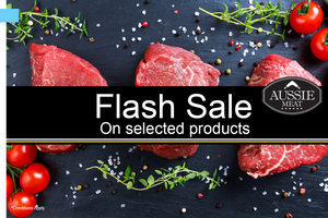 Aussie meat Flash Sale | Meat delivery HK