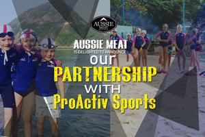 Partnership with ProActiv Sports | Meat Delivery HK