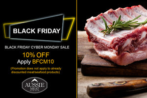 Black Friday | Aussie Meat - Meat and Seafood Delivery Hong Kong | Farmers Market Fresh