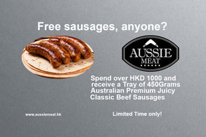 aussiemeat_free_sausage_giveaway