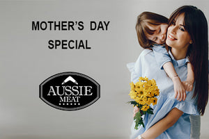 Aussie Meat Mother's Day Special - Premium Meat Delivery across Hong Kong.  Find us in Localliz, Sassy mama, HK Moms.  Fresh Meat delivery Next Day.   Why go to Meat Markets when Aussie Meat delivers Fresh Australian Farmers Market Meat to you.