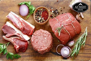 Halal Full Aussie Meat Collection | Premium Australian & NZ Fresh Meat | Meat Delivery in Hong Kong. Find us on Localiiz, Sassy hk, & beef & liberty.  Fresh Farmers Market Meats and Meat Market HK