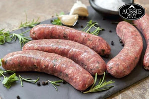 Aussie Sausages | Juicy Premium |  Meat and Seafood Delivery in Hong Kong. Find us on Localiiz, Sassy hk, & beef & liberty.  Fresh Farmers Market Meats and Meat Market HK