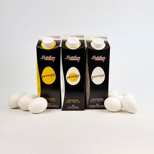 Liquid Eggs | Egg White | Egg Yolk | Pasteurised Eggs