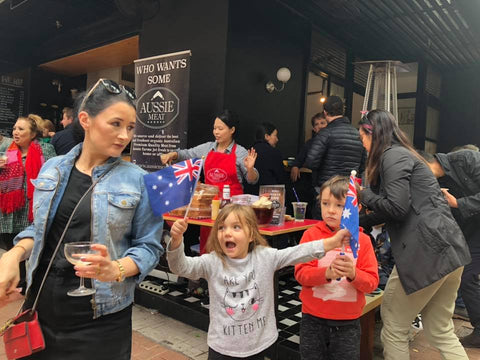 Aussie Meat | Australia Day Sausage Sizzle by WINSTONS COFFEE at Kennedy Town| Meat and Seafood Delivery
