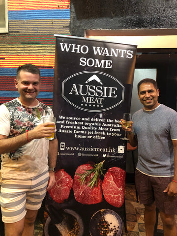 Aussie Meat | Hong Kong Aussies Social Drinks | To Be Frank | Meat and Seafood Delivery