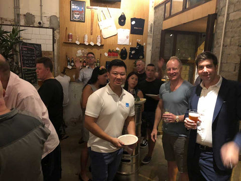 aussie_meat_Little Creatures and HK Aussies Social Drinks