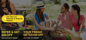 Refer a Friend Aussie Meat | Meat and Seafood Delivery Hong Kong | Farmers Market Fresh