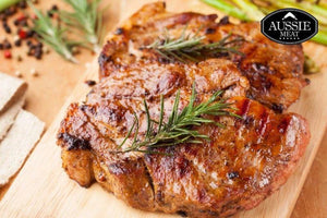 Danish Crown Pork Collar/Shoulder Steak | Meat Delivery hk | Pork