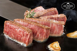 Australian Wagyu Ribeye Steaks (Marble Score 5, 250/350g) | Meat and Seafood Delivery Hong Kong