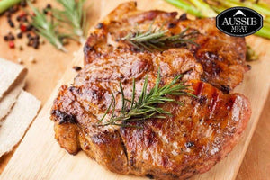 Spanish Duroc Pork Collar (Shoulder) Steak (8oz, 227g) | Meat and Seafood Delivery