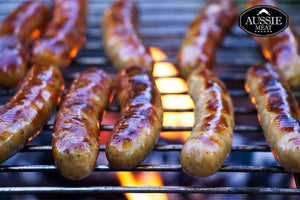 Premium UK Old English Pork Sausages (6 Sausages, 400g) | Meat and Seafood Delivery HK