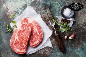 Australian Wagyu Ribeye Roast (Marble Score 5, 2kg) - Buy Bulk 5% OFF| Meat and Seafood Delivery