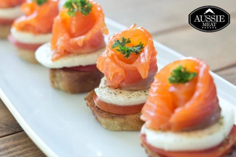 Premium Scottish Smoked Salmon (100g) | Meat and Seafood Delivery