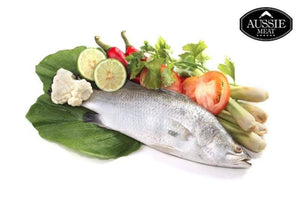 Ocean Catch Malaysian Barramundi Fish Fillets Boneless and SkinOn (392g) | Meat and Seafood Delivery