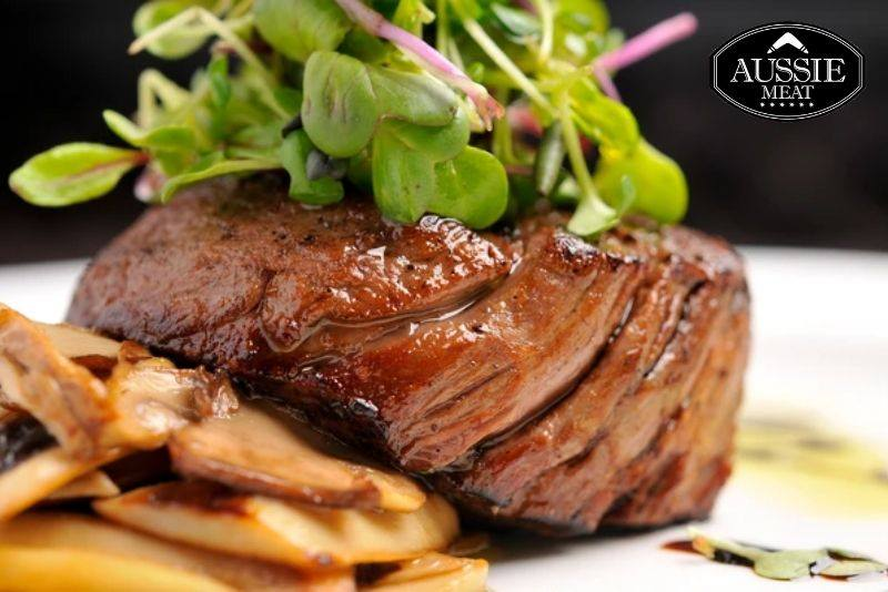 New Zealand Premium Grass-Fed Tenderloin (Eye Fillet, 6oz/8oz, 170g/227g) Steak | Meat Delivery