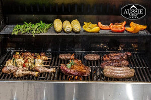 Aussie Meat Lovers | Black Angus BBQ Pack for 6 Persons (5% OFF) | Meat Delivery | Farmers Market | Online Butcher