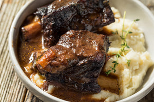 Aussie Meat | US Certified (USDA) Premium Black Angus Short Ribs Cubes (MS 2+, 900g) | Meat and Seafood Delivery