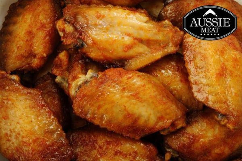 Hormone Free Chicken Mid-Wings | Meat Delivery