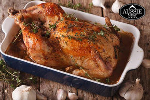 Aussie Chicken Hong Kong | Danish Whole Chicken (1.3Kg) | Meat and Seafood Delivery