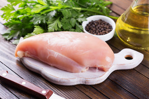 Canadian Organic Free Range Chicken Breast Fillets (1kg) | Meat and Seafood Delivery HK