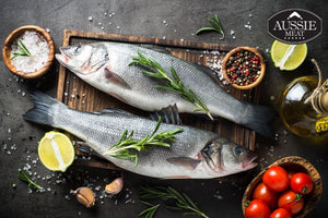 Wild Catch Holland Seabass Fillets Boneless and SkinOn (2 Pieces) | Seafood Delivery HK | Meat Delivery HK | Meat and Seafood Delivery HK