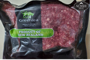 New Zealand Grass Fed Super Lean Beef Mince | Meat and Seafood Delivery | Butcher