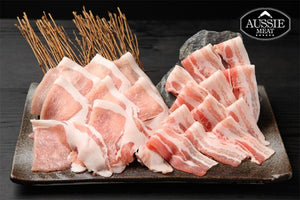 Hot Pot | Australian Pork Belly Slices (250g) | Meat and Seafood Delivery Hong Kong | Best Australian Farmers Market Meat