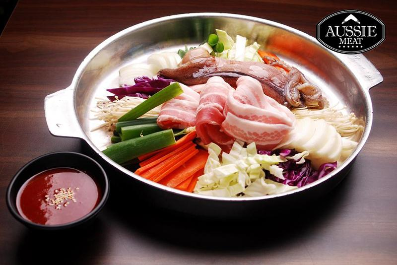 Hot Pot | Spanish Duroc Pork Collar Slices | Seafood Delivery Hong Kong | Meat Delivery | Farmers Market