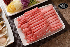 Hot Pot | NZ Premium Grassfed Lamb Shoulder Hot Pot Slices (1lb, 454g) | Meat Delivery | Online Butcher | Grocery Delivery