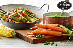 Belgium Organic Mixed Vegetables | Meat Delivery | Seafood Delivery | Butcher | Meat Market