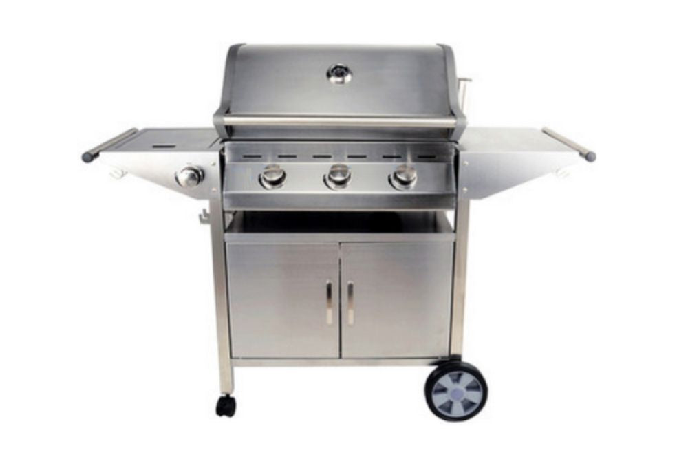 Aussie Meat BBQ Gas Grills | BQ121 (3 Burners Gas BBQ) | Meat Delivery | Seafood Delivery | Butcher HK
