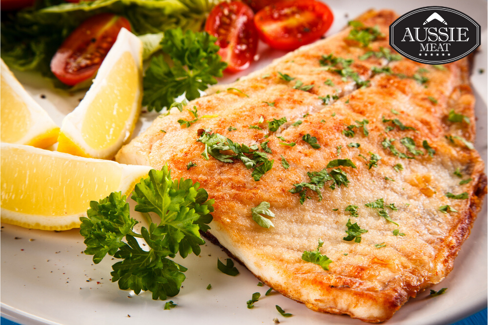 Wild Catch NZ Orange Roughy Fillet Boneless and Skin-Off | Seafood Delivery | Meat Delivery | Butcher | South Stream | Feather and Bone