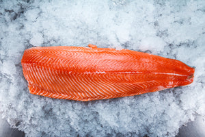 Australian Premium Huon Salmon Whole Fillet Skin-On | Meat Delivery | Seafood Delivery