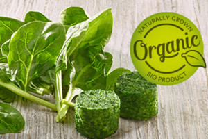 Organic Chopped Spinach | Meat Delivery | Seafood Delivery | Butcher | Farmers Market