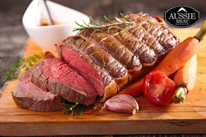 Australian Black Angus Grain-Fed Ribeye Roast (Scotch Fillet, MS 2+, 2kg) | Buy Bulk 5% OFF | Meat and Seafood Delivery