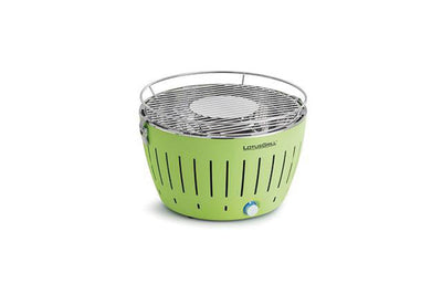 Aussie Meat BBQ - Lotus Grill Starter Kit (Green Colour)